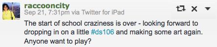 ds106 tweet
